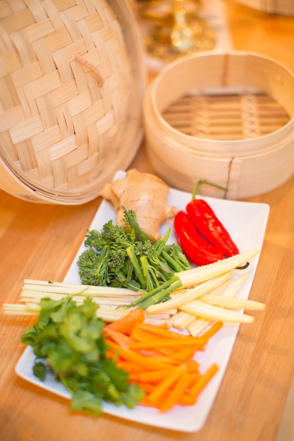 Fitness On Toast Faya Blog Girl Healthy Recipe Inspiratino Fish Steamed Seabass Ginger Carrot Wok Basket Bamboo Steam Diet Light-6