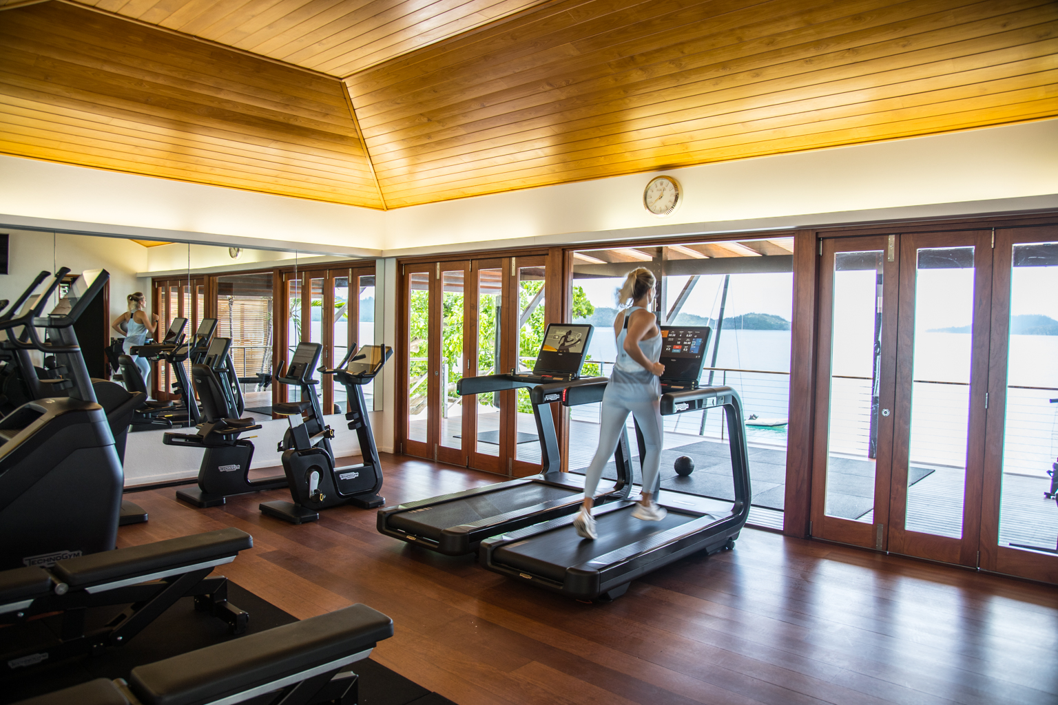 Fitness On Toast Faya Blog Girl Healthy Workout Training Active Escape Travel Australia Hamilton Island Qualia Resort Luxury Health Trip-44