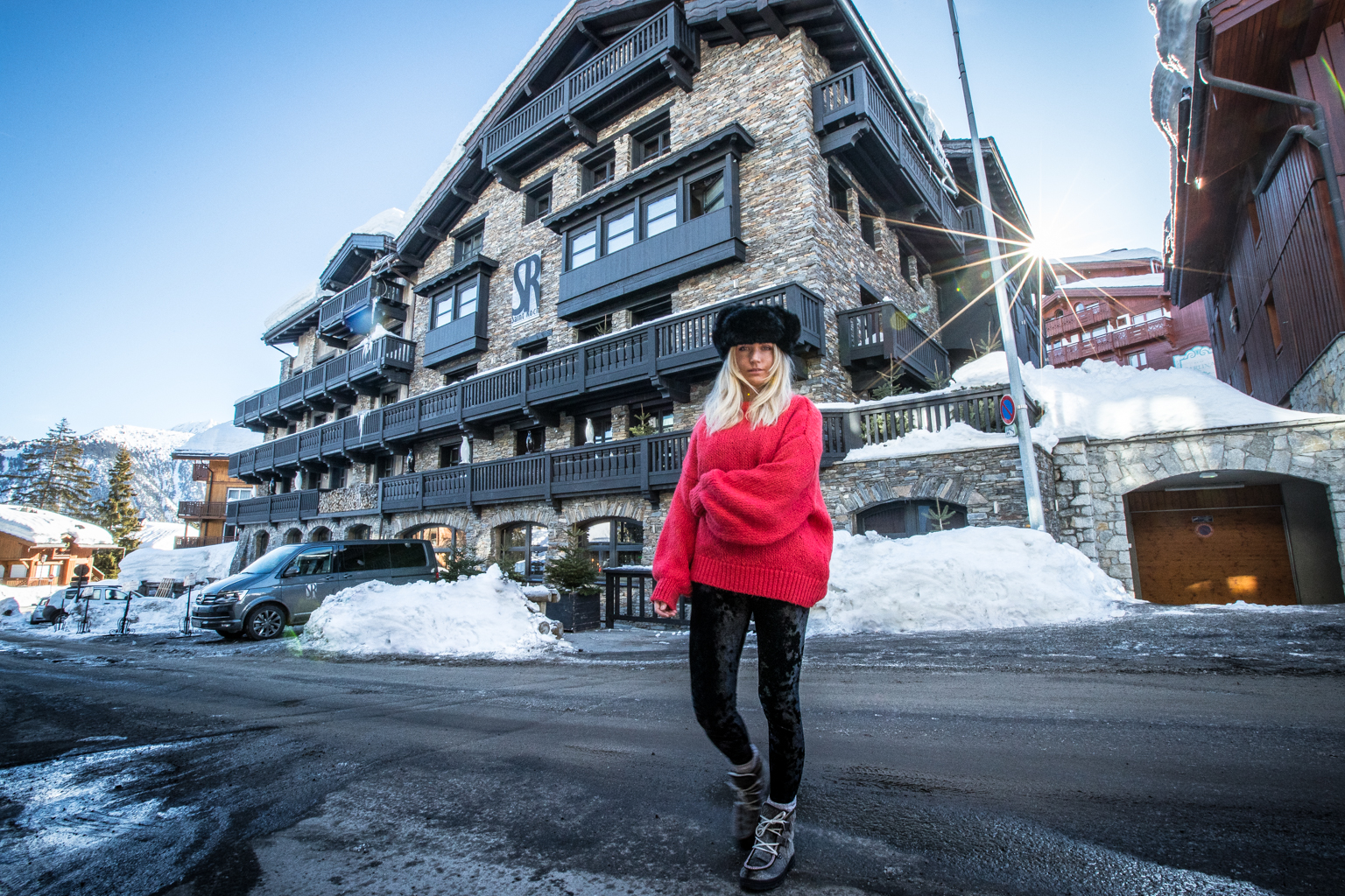 Fitness On Toast - Courchevel Saint Roch - Ski France-68