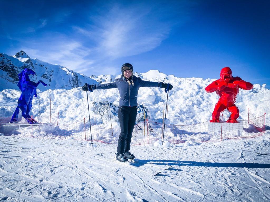 Fitness On Toast - Courchevel Saint Roch - Ski France-70