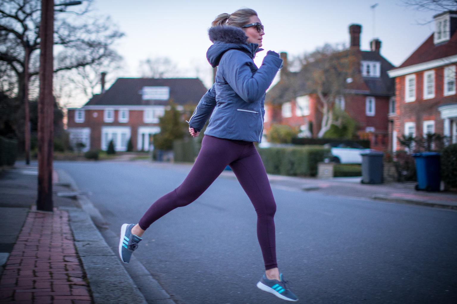 Fitness On Toast - Deichmann Pre Run Stretches