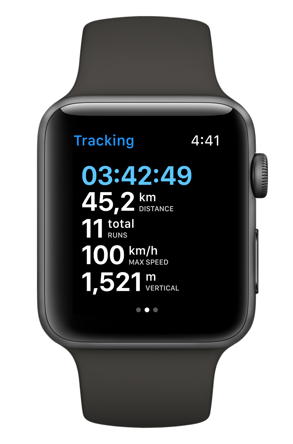Faya - Fitness On Toast - Apple Watch - Chedi Andermatt-3
