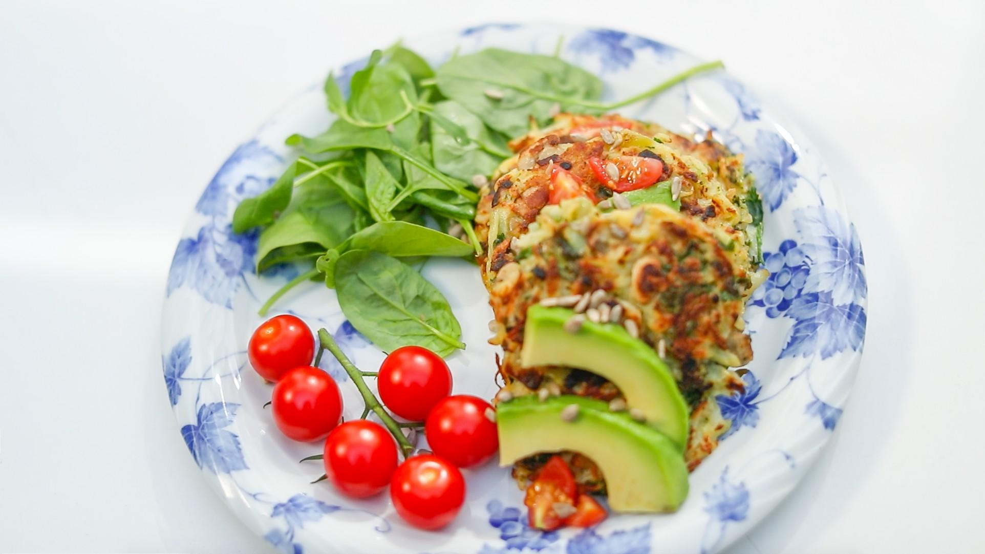 Fitness On Toast Potato Frittata Healthy Easy Breakfast Idea -1