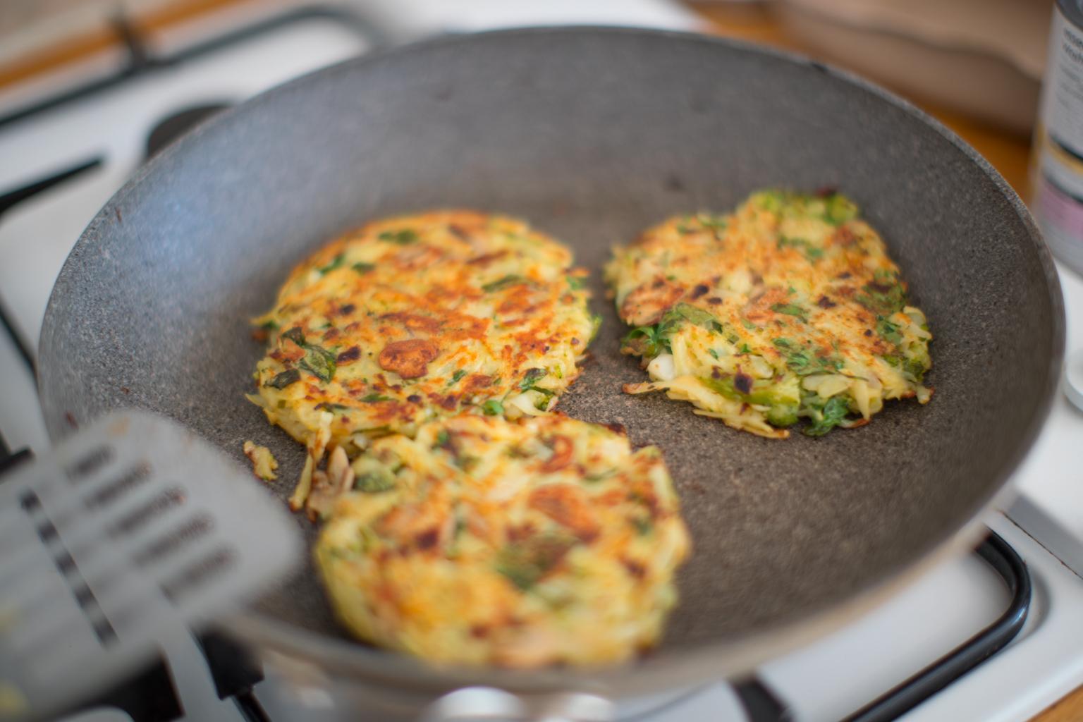 Fitness On Toast Potato Frittata Healthy Easy Breakfast Idea-2