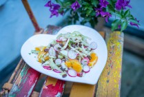 Fitness On Toast Faya Blog Healthy Recipe Girl Diet Lighter Choices Summer Salad Fennel Citrus_-2