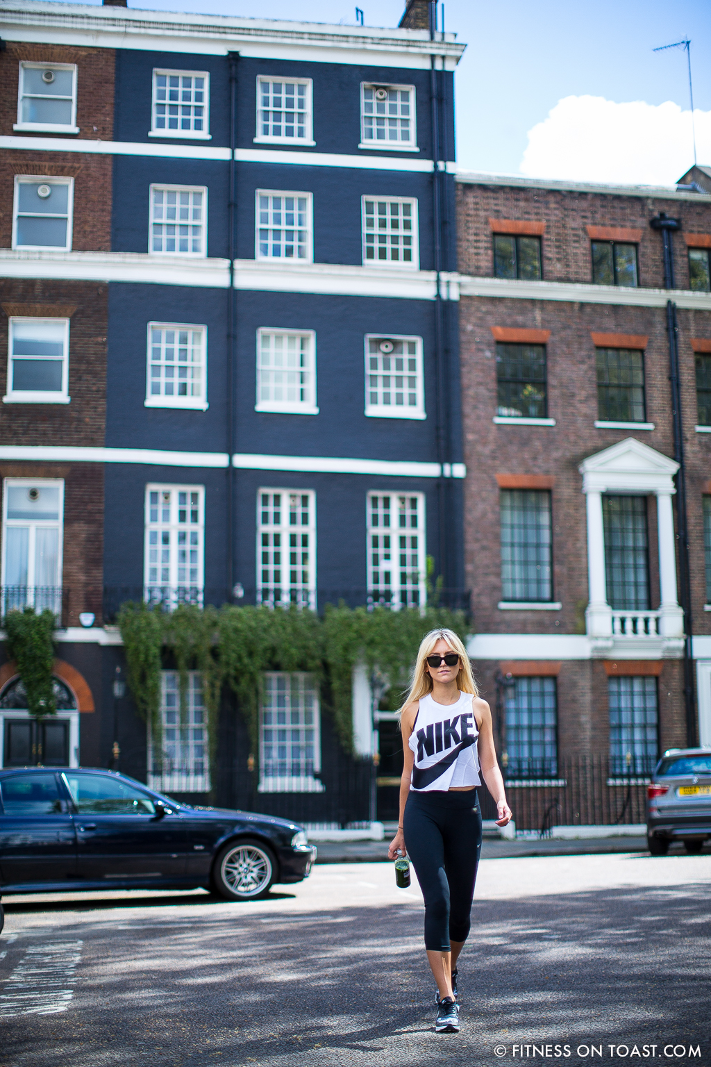 Fitness On Toast Faya Blog Girl London Urban Outfitters Fashion Nike Post OOTD Workout Uniform Outfit Clothes-16