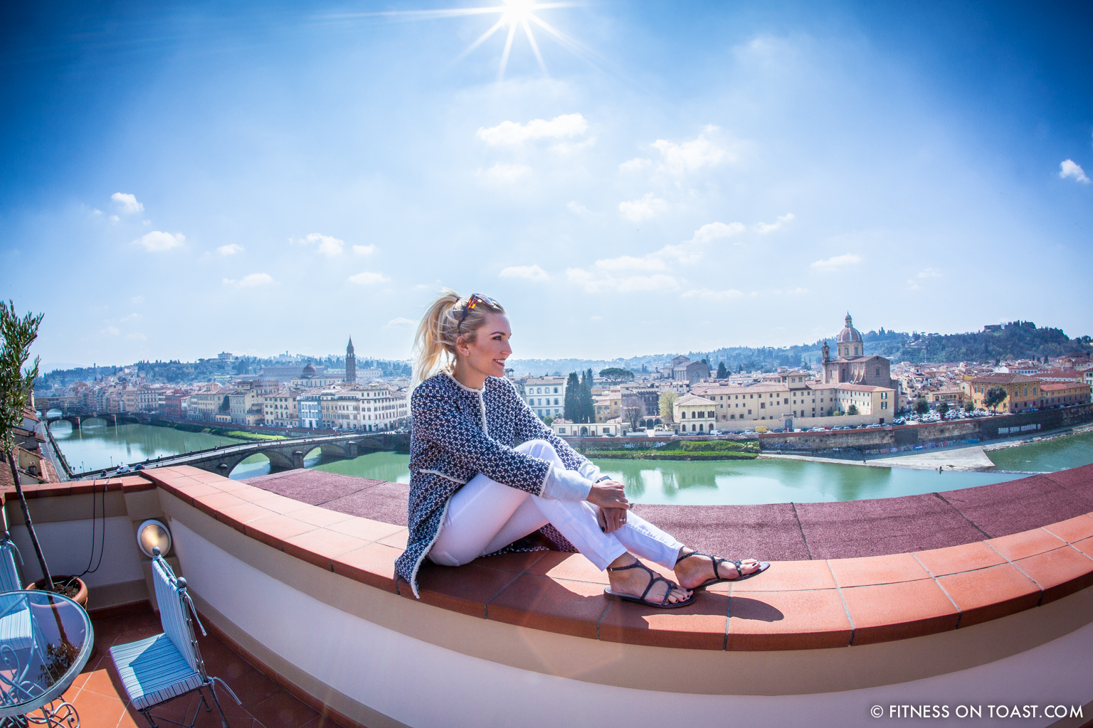 Fitness On Toast Faya Blog Girl Healthy Workout Active Escape Milan Florence Tour Westin Ambassador Wellbeing-19